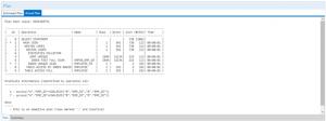 improve oracle database performance