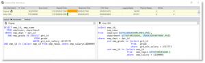 MySQL sql performance tuning