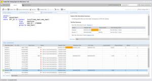 sql server tuning tools